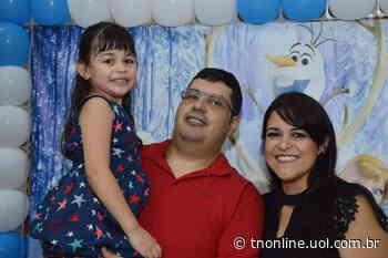 Família de Apucarana celebra recuperação da Covid-19 - TNOnline - TNOnline