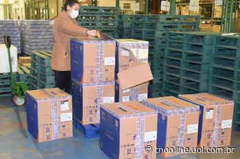 16ª RS de Apucarana recebe mais 4.920 doses da Pfizer - TNOnline - TNOnline