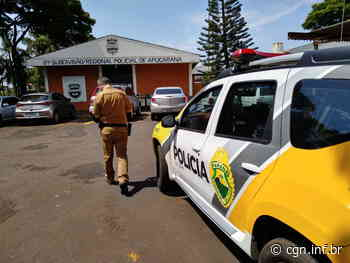 Apucarana: Briga de casal termina em agressões e na delegacia - CGN