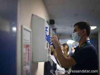 Sandwell hospital trust develops plan in preparation for Covid third wave - expressandstar.com