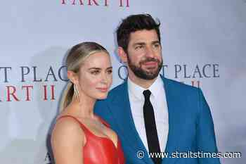 Actress Emily Blunt hesitated to do A Quiet Place sequel - The Straits Times