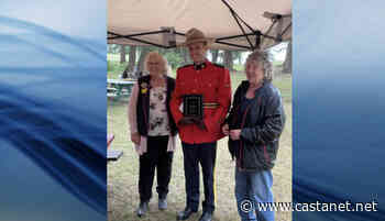 Lumby Lions Club presented their Good Citizen of the Year award to Gary McLaughlin - Vernon News - Castanet.net