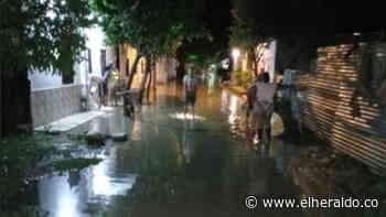 Con diques buscan contener emergencia en el Magdalena - EL HERALDO