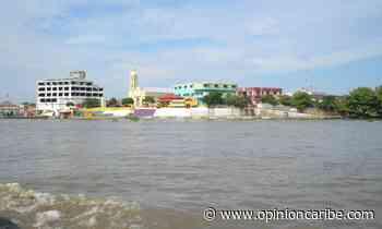 Decretan alerta roja en El Banco por la creciente del río Magdalena - Opinion Caribe