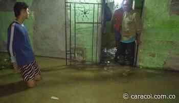 Emergencias por las lluvias en el Magdalena son atendidas por autoridades - Caracol Radio