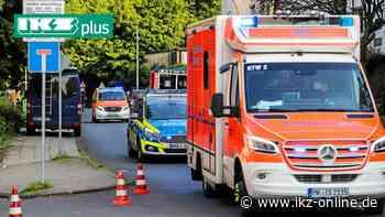 SEK-Einsatz in Iserlohn: Zwangseinweisung für Mendener - IKZ News