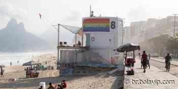 Do Leme ao Pontal: orla carioca celebra mês do Orgulho LGBTQIA+ - Bolavip Brasil