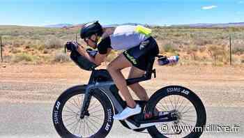 """Triathlon : le """"Tigre"""" Antony Costes vise les Canaries et les Mondiaux d'Ironman - Midi Libre"""