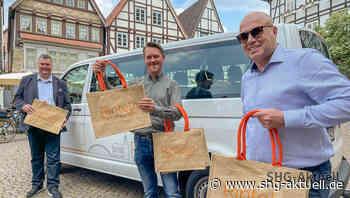 Rinteln: Gratis Shopping-Bag bei Einkaufsaktion erhalten - SHG-Aktuell.de