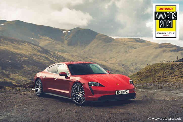 Tackling the North East 250 in the five-star Porsche Taycan