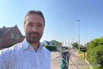 """Opgepast voor afgebroken staalborstels: """"Gevaar voor lekke b... (Sint-Gillis-Waas) - Het Nieuwsblad"""
