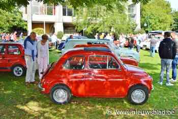 Oldtimermeeting trekt weg uit centrum naar 'festivalterrein'... (Wervik) - Het Nieuwsblad