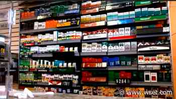 Amherst considering cigarette tax by October - WSET