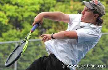 Amherst, Belchertown boys tennis sharpen each other as postseason approaches - GazetteNET