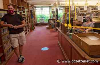 Libraries in Amherst, Holyoke opening to public next week - GazetteNET