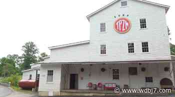 Historic Amherst mill transformed into brewery - WDBJ7