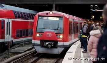 S3 zwischen Buxtehude und Harburg Rathaus gesperrt - Buxtehude - Tageblatt-online