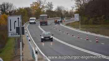 Glück bei heftigem Zusammenprall mit Traktorgabel - Augsburger Allgemeine