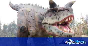 Dinosaurs to roam on the banks of the River Clyde this autumn - STV News