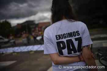 Denuncian masacre de cuatro personas en Santander de Quilichao - El Espectador