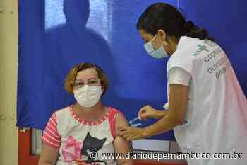 Ipojuca promove Dia D de vacinação contra Covid-19 e anuncia ampliação de grupo - Diário de Pernambuco