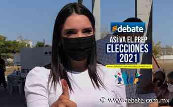 Elecciones 2021: Elizabeth Chía toma ventaja en la lucha por el Distrito Local 04 de Ahome y Guasave - Debate