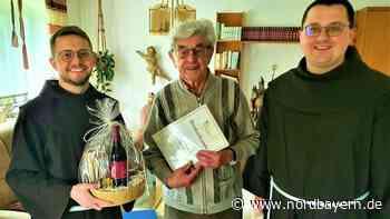 Wolfgang Zellner hat tausende Besucher durch die Freystädter Wallfahrtskirche geführt - Nordbayern.de