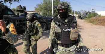 Viuda de un joven asesinado por militares en Nuevo Laredo, Tamaulipas, denuncia hostigamiento de soldados - Yahoo Noticias