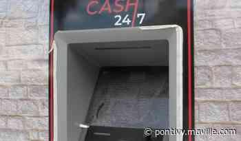 Plumelin. Le distributeur de billets, en fonction avant le 15 juin - maville.com