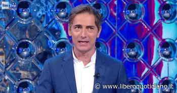 """Reazione a Catena, Marco Liorni e la bomba su Amadeus: """"Lui al Festival di Sanremo? Cosa penso"""" - Liberoquotidiano.it"""