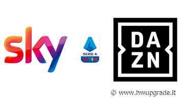 SKY sgancia la bomba! Offerti 500 milioni a DAZN per i diritti TV della Serie A. E ora? - Hardware Upgrade