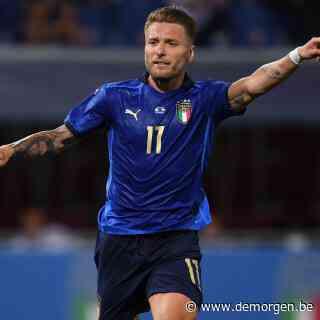 Live- EK voetbal: Italië wint eerste EK-wedstrijd tegen Turkije met 0-3