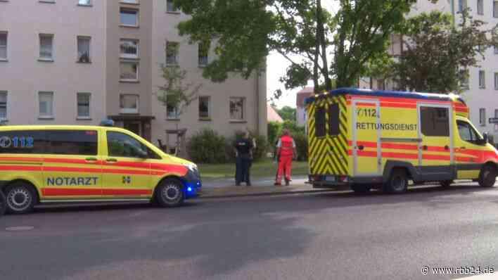 Frau in Rathenow bei Gewaltverbrechen schwer verletzt - Tatverdächtiger festgenommen - rbb24