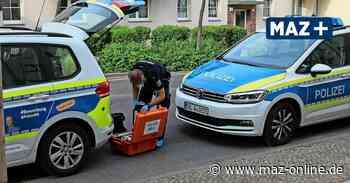 Mutmaßlicher Messerangriff in Rathenow: 33-Jähriger verletzt Lebensgefährtin schwer - Haftbefehl erlassen - Märkische Allgemeine Zeitung