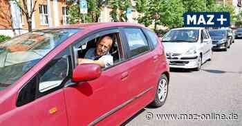 Innenstadt Rathenow: Autofahrer im Dauerstress - Märkische Allgemeine Zeitung