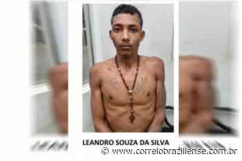 Polícia Civil divulga imagem de suposto autor de estupro em Sobradinho - Correio Braziliense