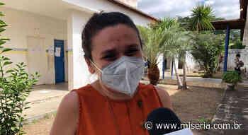 Coordenadora de Juazeiro do Norte pede paciência e reforça necessidade do agendamento da vacinação - Site Miséria