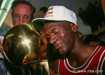 Sam Smith reflects on 30-year anniversary of the Bulls' first NBA title