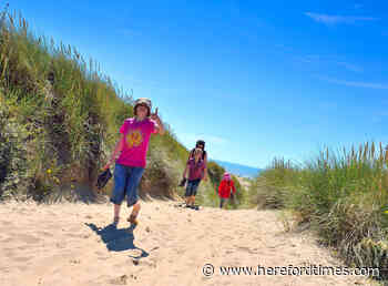 Five of the best beaches within two hours of Hereford