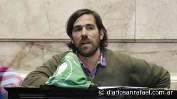 Nicolás Del Caño deja hoy su banca en el Congreso - Diario San Rafael