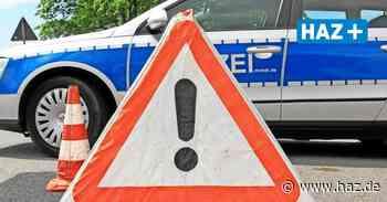 Unfall in Hänigser Feldmark: Auto überschlägt sich - Hannoversche Allgemeine