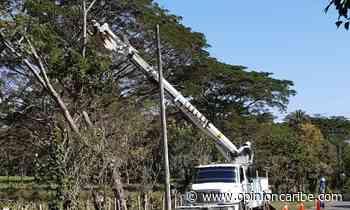Air-e adelanta labores preventivas en la subestación Salamina - Opinion Caribe