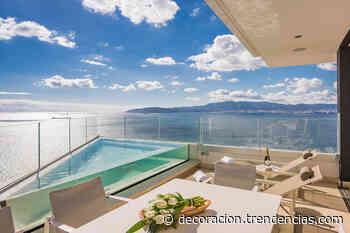 Diseño italiano y artesanía de lujo en Buena Vista, una maravillosa casa de tres dormitorios en Gibraltar - Decoesfera