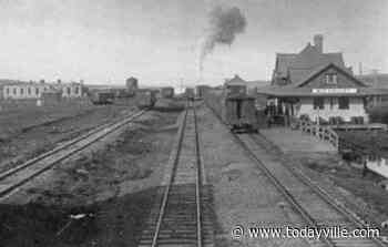 The Canadian Northern Railway's legacy at Big Valley, Alberta. - Todayville.com