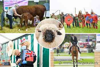 South of England show back for this weekend