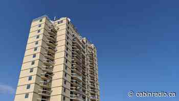 Hay River highrise set to be auctioned due to arrears - Cabin Radio