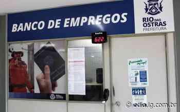 Banco de Empregos de Rio das Ostras começa a semana com diversas vagas - Jornal O Dia