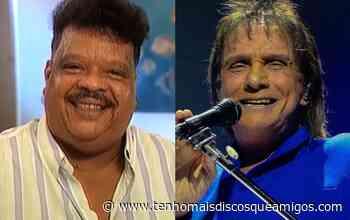 """""""Ele comprando carro de luxo e eu em cana"""": nos anos 90, Tim Maia criticava Roberto Carlos - Tenho Mais Discos Que Amigos!"""