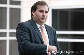 Rodrigo Maia será expulso do DEM na segunda-feira - Jornal O Globo