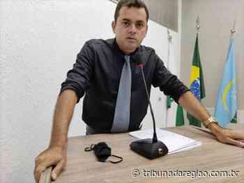 Vereador Helton Maia viabiliza recursos para Goioerê com o deputado Jonas Guimarães - Arial